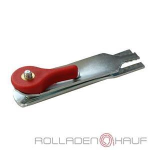 2-Pezzo-Avvolgibile-Dispositivo-Anti-sollevamento-Klemmriegel-Finestra-Sicherung