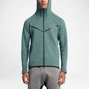 Image is loading NIKE-TECH-FLEECE-WINDRUNNER-FULL-ZIP-HOODIE-HASTA-