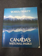 CANADA'S NATIONAL PARKS by R.D.LAWRENCE ** 1983 PAPERBACK **