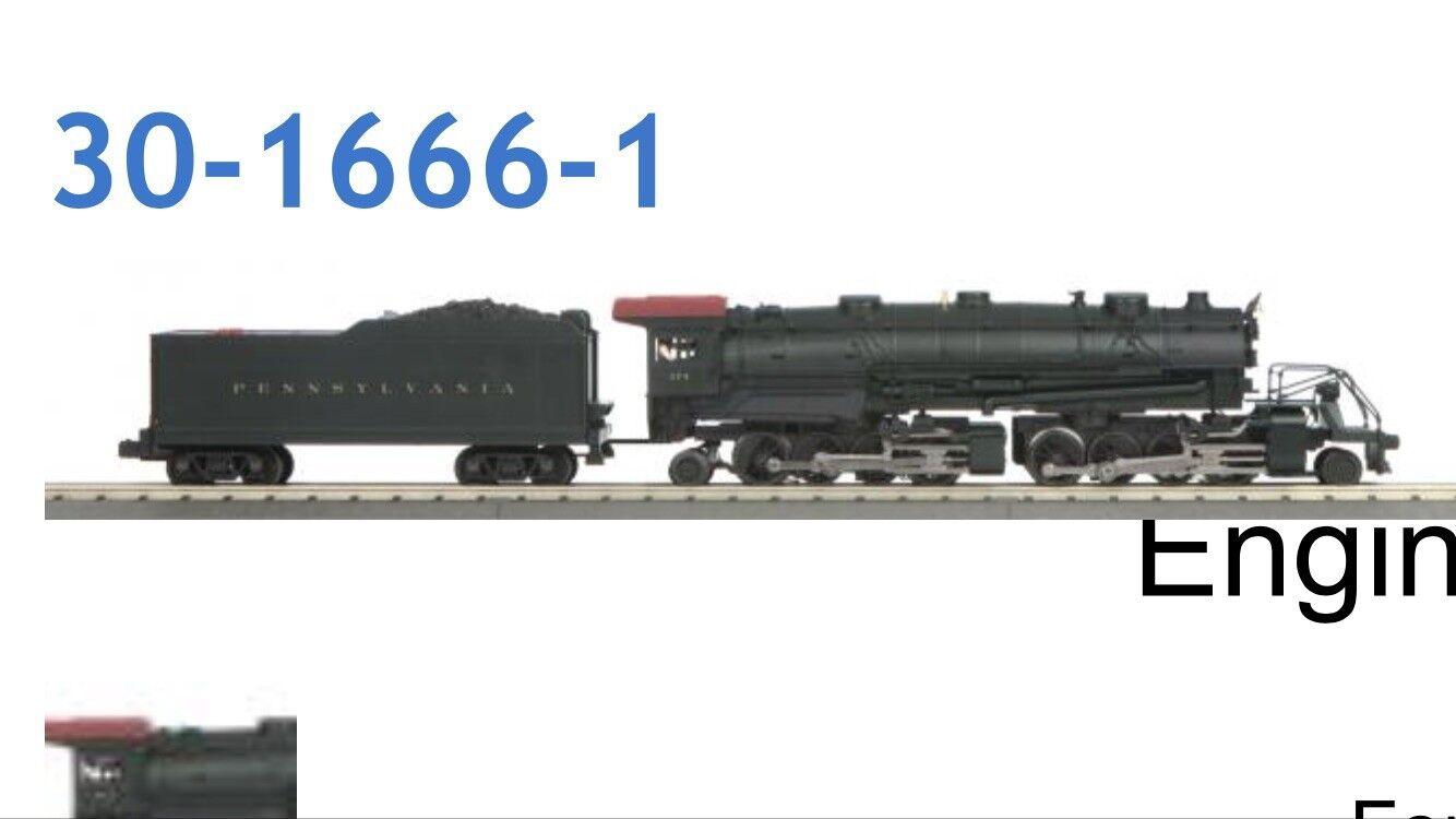 Mth Rail king steam steam steam engine 2-8-8-2 Imperial USRA Steam Engine w Predo-Sound 3.0 396082