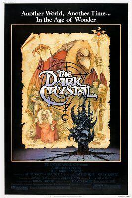 Dark Crystal The Movie Poster 11x17 Mini Poster