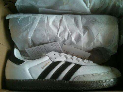 Adidas Samba Bnib 2588 Originals 10 Uk Baskets Og Sib rnvr4x8
