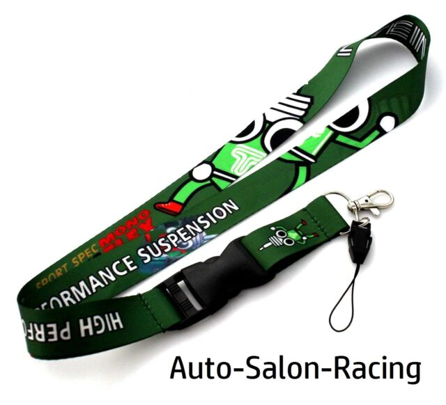 JDM TEIN Lanyard Keychain Quick Release Honda Civic Type R