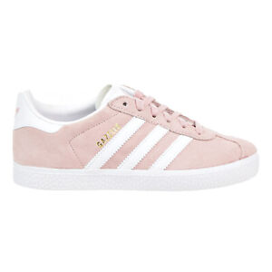 Adidas Gazelle C Little Kid's Shoes Ice Pink-White-Gold by9548 | eBay