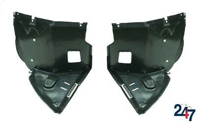 BMW NEW 3 SERIES E46 COUPE CABRIO SPLASH GUARD FENDER LINERS SET PAIR LEFT RIGHT