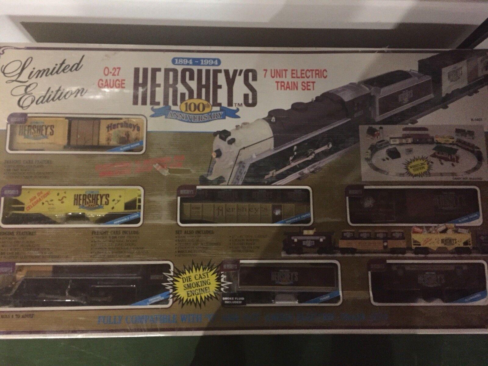 K-Line  K-1401 Hershey's 100th Anniversary Train Set autos autos autos 0c4275