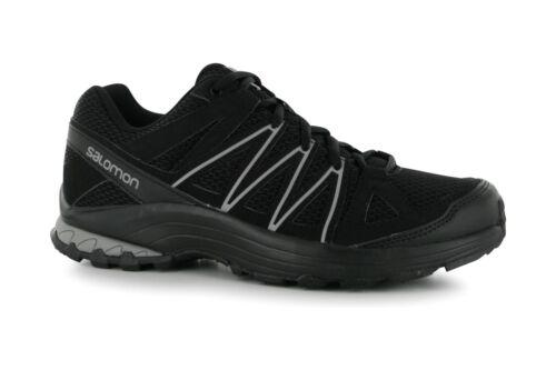Salomon Mens Bondcliff Trail Running Shoes Trainers Black Pew Sports