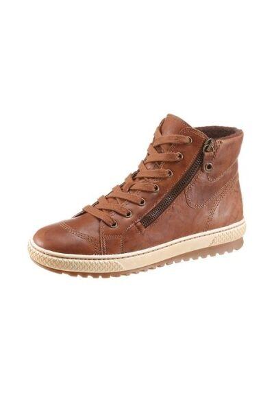 Sneaker von Gabor , Gr. EUR 41,5 (7,5), EUR 42,5 (8,5) , EUR 43 (9) , dunkelrot