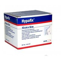 Box Of 4 Hypafix Wide-area Dressing Fixation, Roll Of Tape, 4'' X 10 Yards