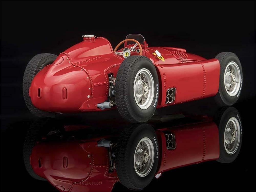 1956 Ferrari D50 in Red in 1 18 Scale by CMC in 1 18 scale