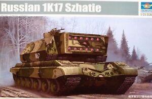 Trumpeter 1:35 1K17 szhatie russe automoteur Laser modèle du véhicule Kit