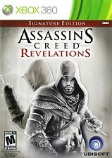Assassin's Creed: Revelations - Signature Edition Xbox 360 Game