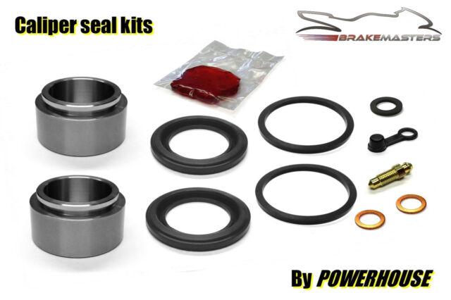 Kawasaki Z1000 D Z1R rear brake caliper piston seal repair rebuild kit D3 1980