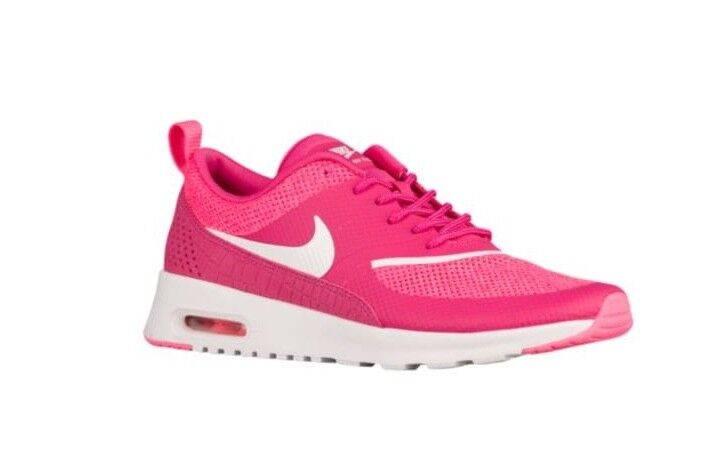 NEW Women's Nike Air Max Thea shoes Size  5 color  Vivid Pink