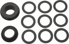 Wheels Manufacturing BB30A To Outboard ABEC-3 Bearings For Cranks Black