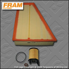 SERVICE KIT FORD MONDEO MK4 1.6 TDCI FRAM OIL AIR FILTERS (2011-2014)