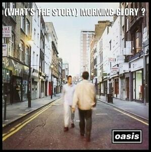 OASIS What's The Story Morning Glory vinyl 2 LP Record SEALED/BRAND NEW