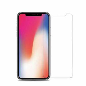 Apple-iPhone-X-Displayschutz-Folie-Panzer-Glasfolie-Schutzfolie-Schutz-Glas-Klar