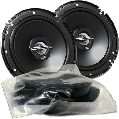JVC CS-J 620x-car fit 16cm Coaxial Haut-parleur paire pour seat arosa porte v