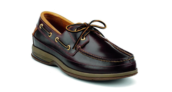 Sperry gold Boat W ASV Amaretto Boat shoes Men's sizes 7-15 NEW