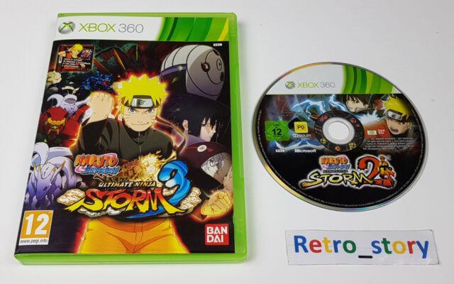 Microsoft Xbox 360 - Naruto Shippuden Ultimate Ninja Storm 3 PAL
