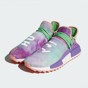 984834b9c9ce ADIDAS PHARRELL WILLIAMS PW HU HOLI NMD MC AC7034 SIZE US8 US8.5 US9 ...