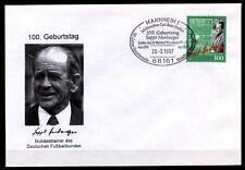 Fußball. 100.Geburtstag von Trainer Sepp Herberger. SoSt. Manncheim. BRD 1997
