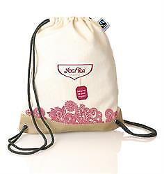 Yogi Tea Coton Sac à dos Pack de 6
