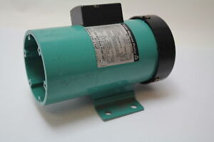 Iwaki-Pump-1000580500-220V-Motor-For-MD-40R-and-MD40RX-Pump-New