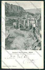 Ragusa Modica Alluvione 1902 cartolina QQ0626