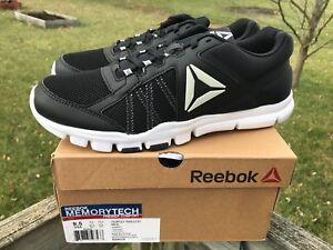 Reebok Men s Yourflex Train 9.0 MT Running Shoes - Black - Size 9.5 ... 2e83f4b08