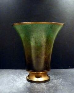 Non-Ironing Mint Carl Sorensen Bronze Vase a