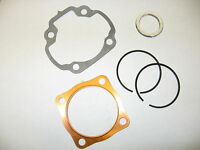 Eton 90cc Sierra,thunder,viper Rings & Gaskets (std) Stk Kit