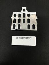 The Addams Family Pinball Machine set of mansion speaker inserts