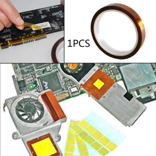 10mmX 30m 1Roll EMI Copper Foil Shielding Tape Conductive Self Adhesive Barrier