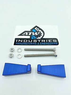 Aluminum Ski-Doo Ice Scratcher Brackets//Rests//Holders SUMMIT FREERIDE 503194143