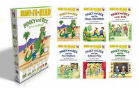 Ready To Read, Level 2 Pinky And Rex,bully,new Neighbors,school Play + (pb)