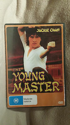 The Young Master - Jackie Chan DVD, Multi Region, Fast & Cheap Post...2258