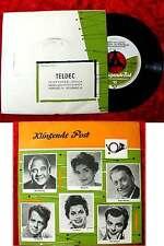 Single Klingende Post 10 (Teldec T 71950)