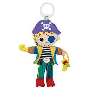 Lamaze-YO-HO-Horace-pirata-giocattolo-attivita-NUOVO