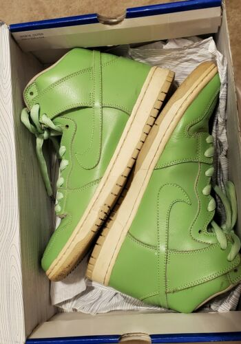 Nike Dunk SB high  Statue of Liberty 8