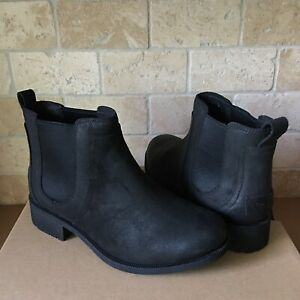 ugg bonham chelsea boots black