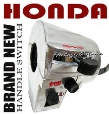 HONDA CG110 CG125 HANDLE BAR SWITCH ASSY LH [K]