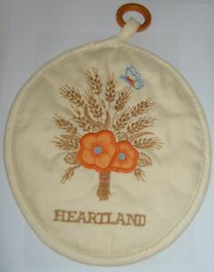 - Pot Quited Heartland-afficher Le Titre D'origine