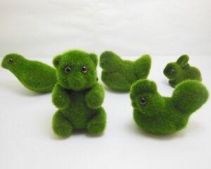 10-Green-Artificial-Foam-Moss-Animal-Shape-5-Designs