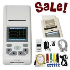 Touch Screen Portable Handheld Ecg90a Electrocardiograph Ecg Machine Ecg90a