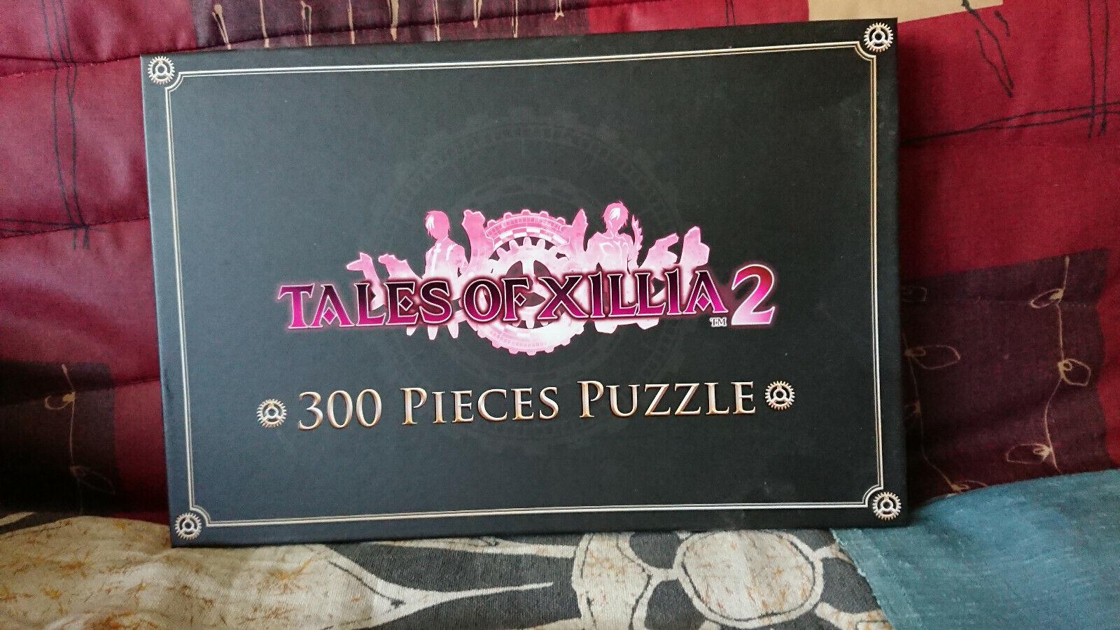 Tales of Xilia 2  Puzzle 300 pieces Playstation 3 PS3  consegna e reso gratuiti