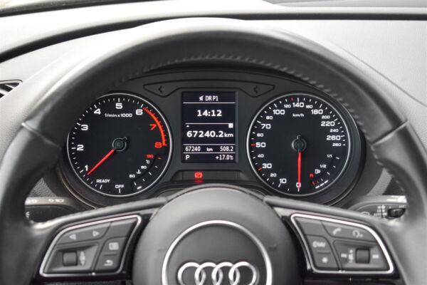 Audi A3 1,4 TFSi 150 Sport SB S-tr. billede 8