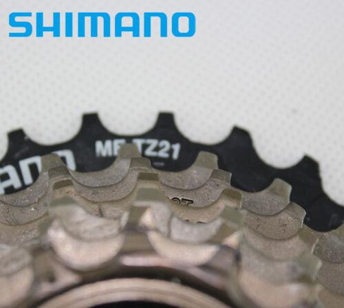 SHIMANO TOURNEY MF-TZ21 7 Speed Bike Multiple Freewheel 14-28t Steel NEW