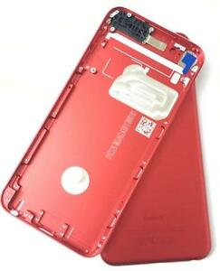 Back Rear Metal Housing Case Cover Backplate for Red iPod Touch 6th Gen 64GB
